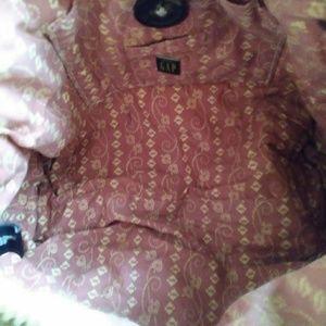 GAP Bags - Gap Hobo Shoulder Bag Sherpa Microfiber Cream VTG